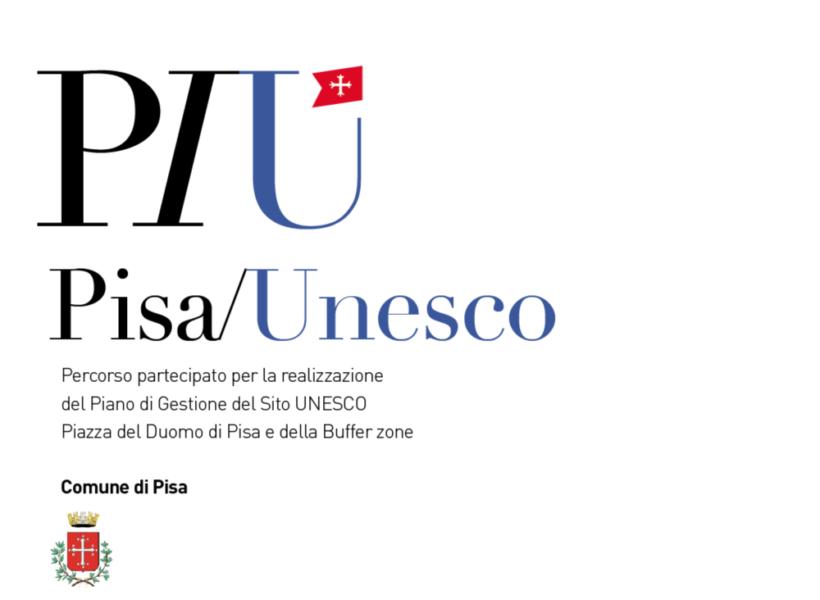 Piano di gestione sito Unesco di Pisa - Luciano de Venezia Mediateur