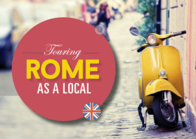 Rome as a local Tour project - Not for tourist Rome