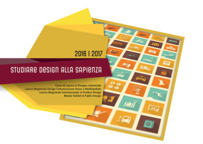 Studiare design alla Sapienza
